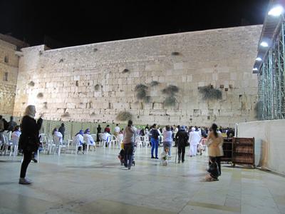 Jerusalem - Muro das Lamentações