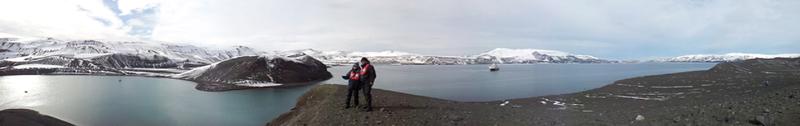 Antartica Telephone bay